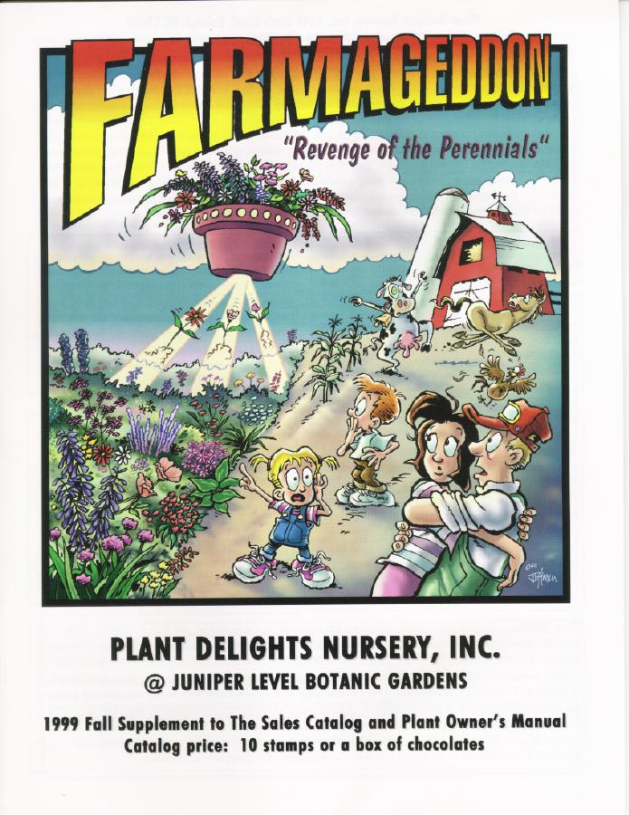 1999 Fall - Farmageddon