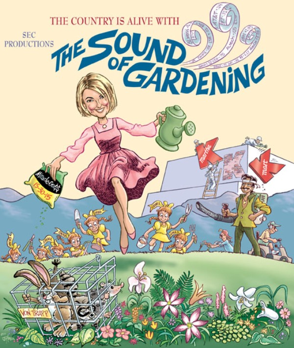 2002 Fall - The Sound of Gardening