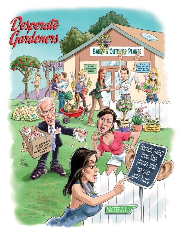 2009 Fall - Desperate Gardeners
