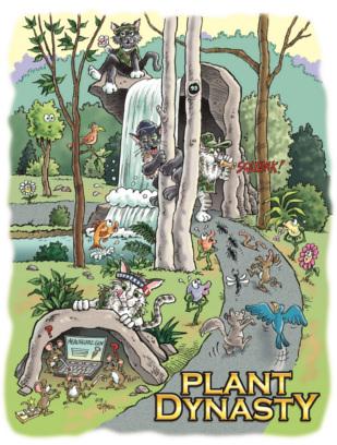 2014 - Spring Plant Dynasty