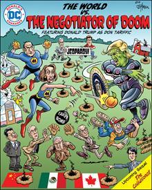 2019. Fall - The Negotiator of Doom
