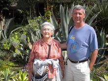 Sally Walker & Tony Avent (B. Ward)