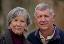 Tony and Anita Avent