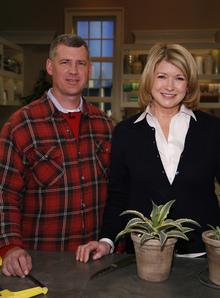 Tony and Martha Stewart 2007
