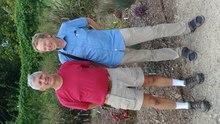 Vojtech Holubec and Tony